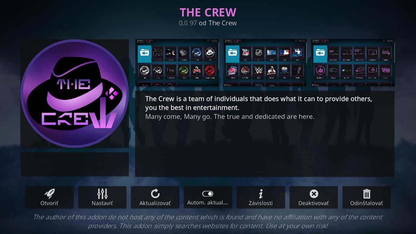The Crew - Ilustračný obrázok