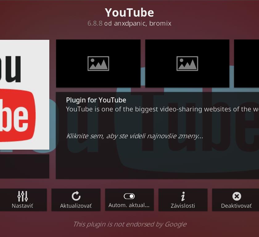 YouTube - Ilustračný obrázok