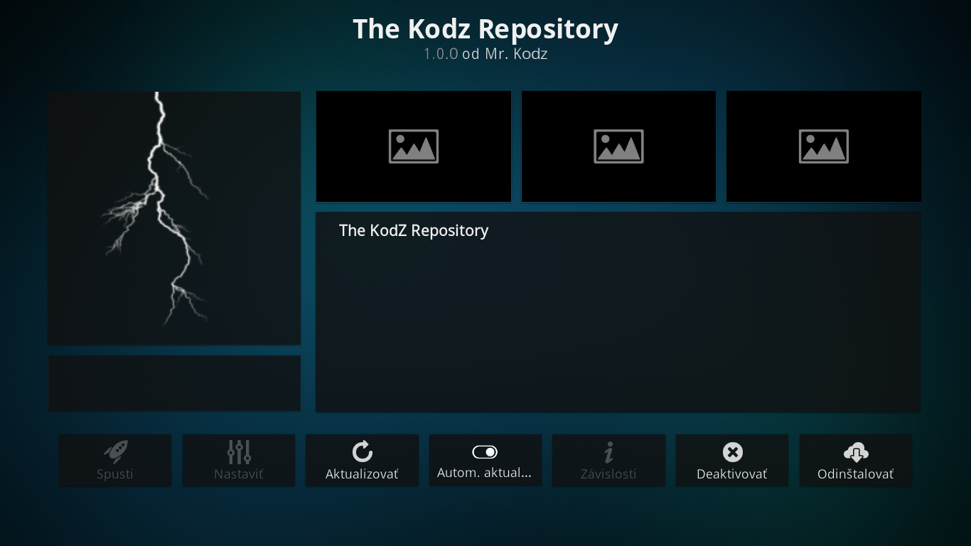 Kodzi - The Kodz Repository