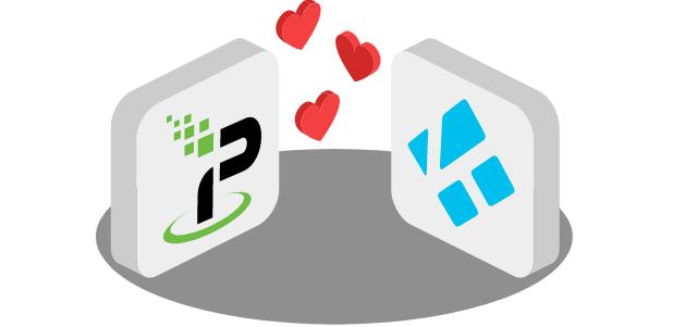 IPVanish VPN+KODI