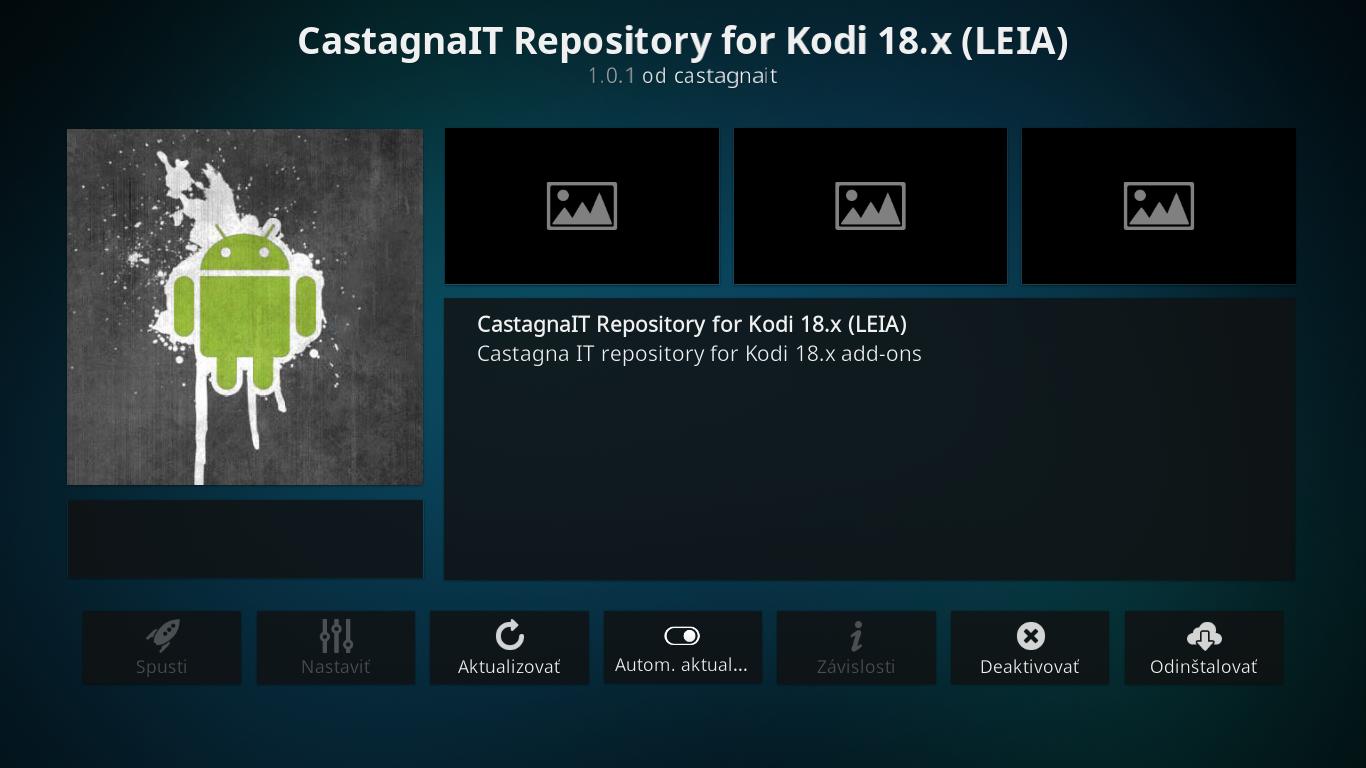 Netflix úložisko - Castagna IT Repository