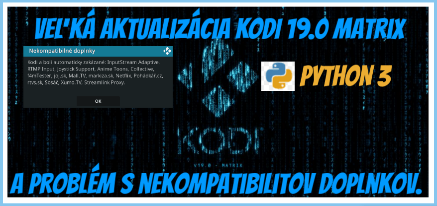 Kodi 19 - Matrix