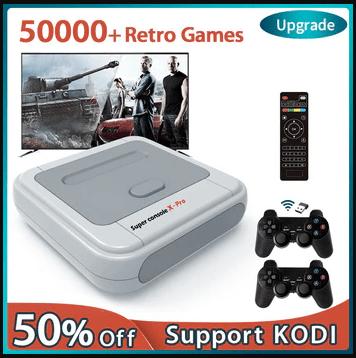 Super Console X Pro 4K HD